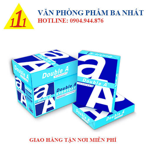 Giấy Double A A3 70 gsm