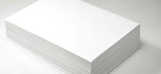 Bạn thường sử dụng giấy in văn phòng ở đâu?