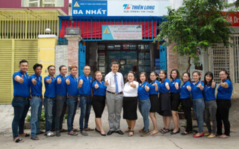 công ty tnhh văn phòng phẩm Ba Nhất TPHCM