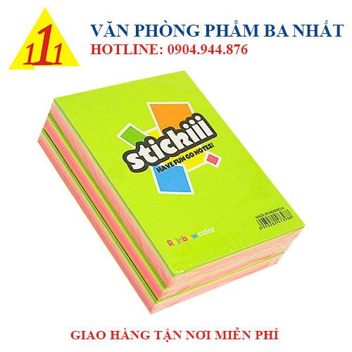 Giấy Note 5 Màu Nhựa 3M