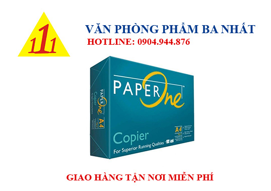 Giấy Paper One A4 70