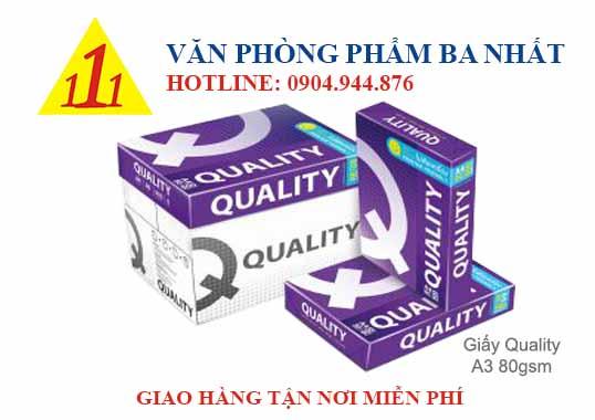 giấy in, giấy A3, giấy quality A3 80, giấy in quality A3 80gsm