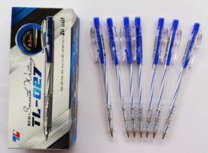 Bút Bi TL027, bút bi, bút mực, bán bút bi đẹp, bút bi cao cấp, bút bi nhiều màu, bút bi đầu nhỏ, bút bi nét nhỏ, sỉ lẻ bút bi hộp, bút bi hàng hiệu, bút bi ký, cung cấp bút bi loại tốt, bút bi loại nào tốt, nhà cung cấp bút bi giá sỉ, nơi cung cấp bút bi chính hãng