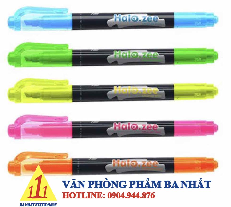 bút dạ quang Thiên Long, bút dạ quang HL-03 nhiều màu, bút dạ quang 2 đầu, bút màu dạ quang HL03, bút dạ quang HL 03, bộ bút dạ quang, mua viết dạ quang Hl-03, bút dạ quang nhỏ