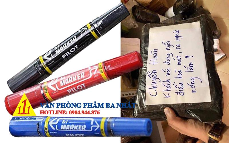 bút lông dầu PILOT, bút lông dầu PILOT BI MARKER, viết lông dầu PILOT giá sỉ, bán bút lông dầu PILOT giá sỉ, bút lông dầu PILOT BI MARKER giá rẻ