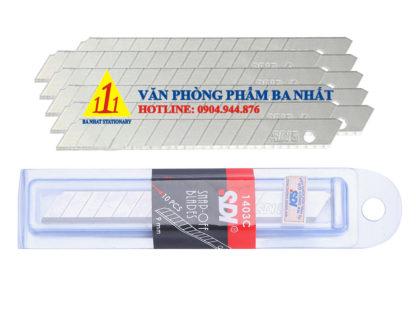 lưỡi dao SDI nhỏ, lưỡi dao SDI 1403C, lưỡi dao rọc giấy giá rẻ, lưỡi dao rọc giấy sdi, giá 1 hộp lưỡi dao rọc giấy, lưỡi dao rọc giấy nhỏ, hộp lưỡi dao rọc giấy SDI, lưỡi dao rọc giấy 9mm