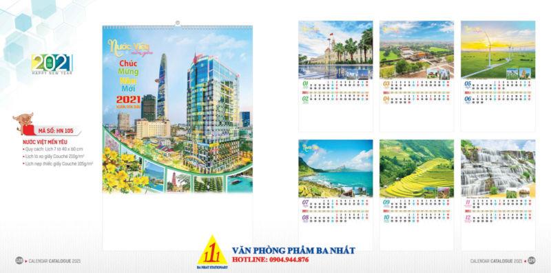 lịch tết, lịch 2021, in lịch tết, in lịch tết 2021, nhận in lịch giá rẻ, nơi in lịch tết giá rẻ, nhà cung cấp lịch tết 2021
