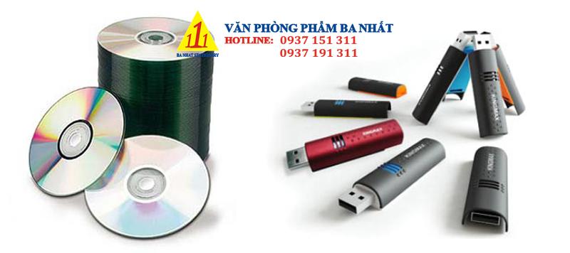 usb. đĩa cd, đĩa dvd, ổ cứng