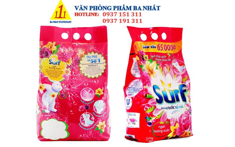 bột giặt, giá bột giặt surf, bột giặt surf 2.2kg, bột giặt surf, các loại bột giặt surf, xà bông giặt đồ surf, xà bông giặt đồ