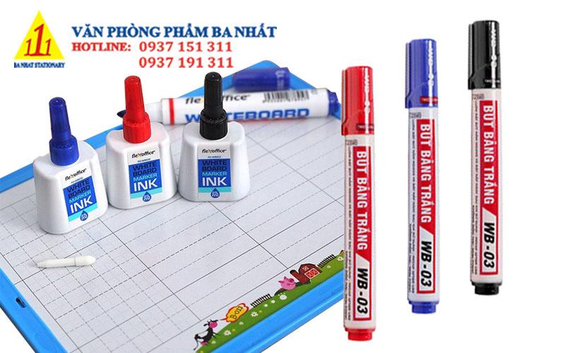 mực bút lông bảng, mực bơm bút lông bảng, mực bút lông Thiên Long, mực lông bảng thiên long, mực đổ bút lông bảng, mực lông bảng