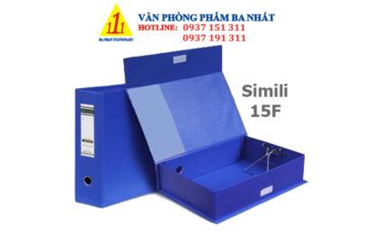 bìa hộp, bìa hộp đựng hồ sơ, bìa hộp simili 15F, bìa hộp 15cm, bìa hộp 15F giá rẻ, bìa hộp simili 15cm giá rẻ, bìa hộp simili 15f thường