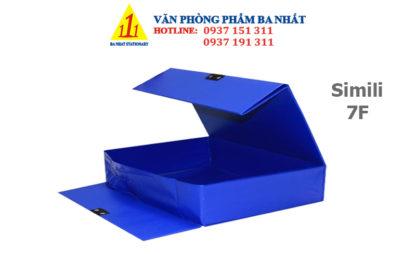 bìa hộp, bìa hộp đựng hồ sơ, bìa hộp simili 7F, bìa hộp 7cm, bìa hộp 7F giá rẻ, bìa hộp simili 7cm giá rẻ, bìa hộp simili 7f thường