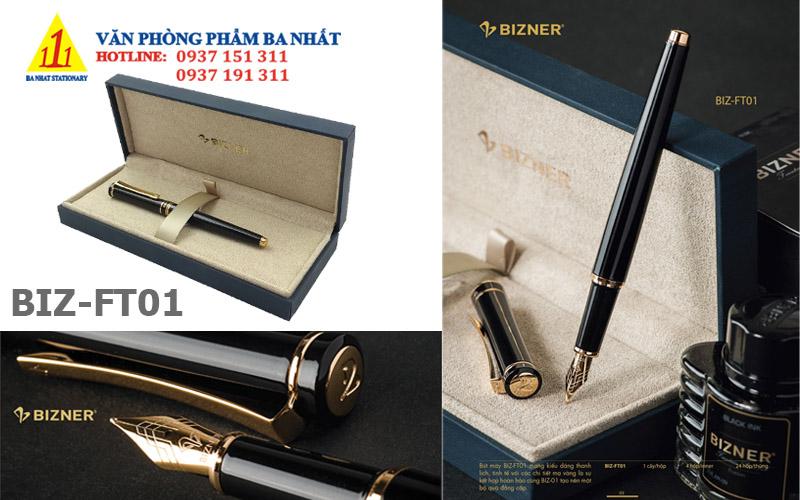 bút máy, bút ký tên, bút máy cao cấp, bút máy quà tặng, bút máy sang trọng, bút ký cao cấp, viết cao cấp, bút máy hàng hiệu, bút cao cấp BIZNER, biz-FT01, bút biz-FT01