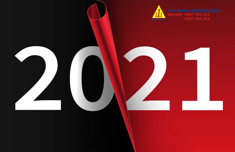 happy new year 2021, tết tân sửu 2021, chúc tết 2021, văn phòng phẩm ba nhất chúc tết 2021