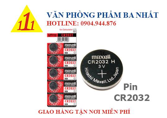 pin CR2032, pin 6v, pin nút áo cr2032, pin maxell CR2032 chính hãng, pin nút áo, pin 6v maxell