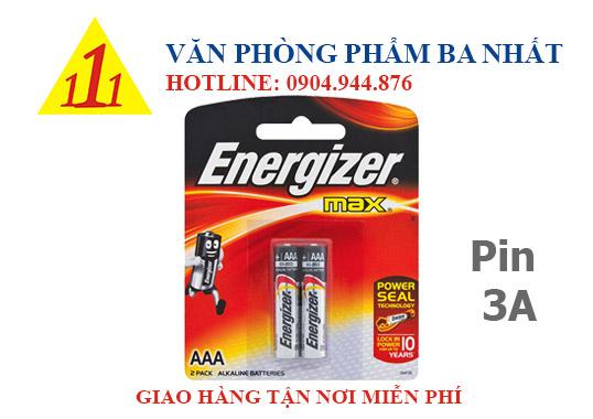 pin aaa, pin 3a, pin tiểu, pin tiểu aaa, pin 1.5v, pin aaa 1.5v, pin energizer 3a, pin đũa, pin 3a energizer, pin energizer aaa chính hãng