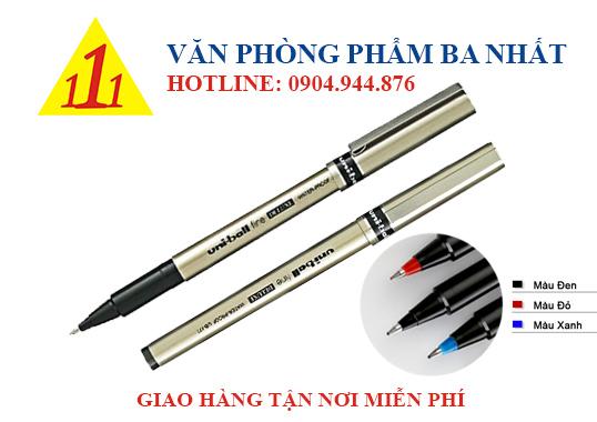 Bút lông bi, bút lông bi uniball chính hãng, bút lông bi uni ball UB 177