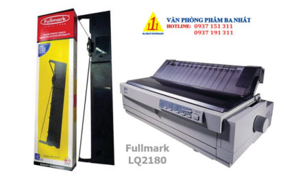 ruy băng Fullmark LQ2180, ribbon Fullmark LQ-2180, ribbon mực máy in kim
