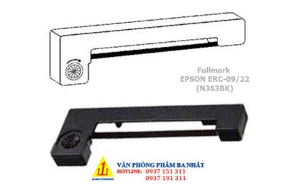 ruy băng Fulmark ERC 09, ribbon Fulmark ERC 09, ribbon máy in kim