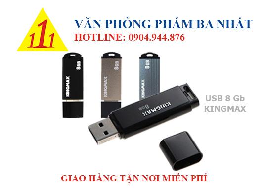usb, usb giá rẻ, usb 8gb, usb kingmax 8gb