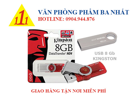 usb, usb giá rẻ, usb 8gb, usb kingston 8gb