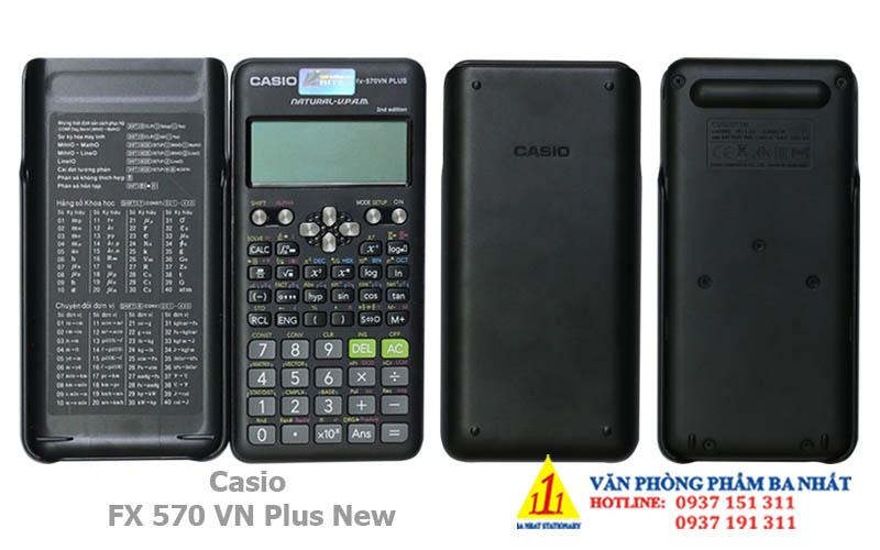 máy tính casio FX 570 vn plus 2nd edition
