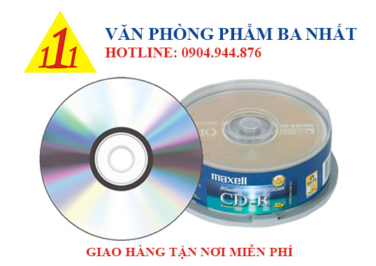đĩa cd, đĩa cd maxell