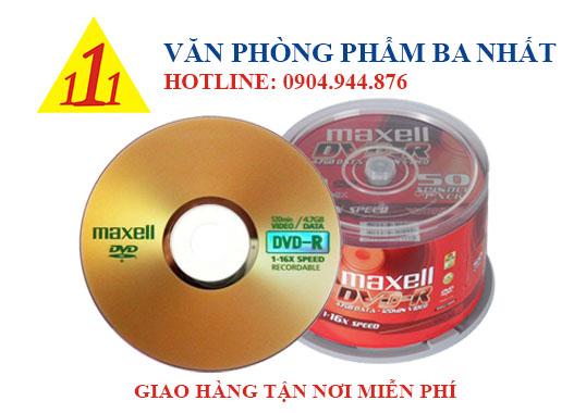 đĩa dvd, đĩa dvd maxell