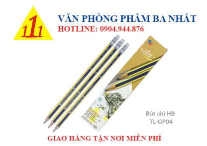 bút chì gỗ, bút chì HB, bút chì thiên long GP04