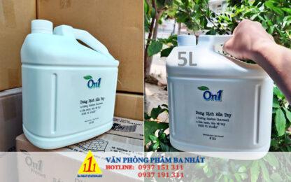 nước rửa tay khô On1 5 lít, dung dịch rửa tay khô on1 5l